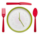 Meal Time Concpet — Stock Photo