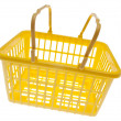 Yellow Grocery Basket — Stock Photo #4223584