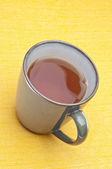 Caneca de chá de jasmim — Foto Stock