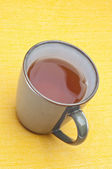 Hrnek jasmínový čaj — Stock fotografie