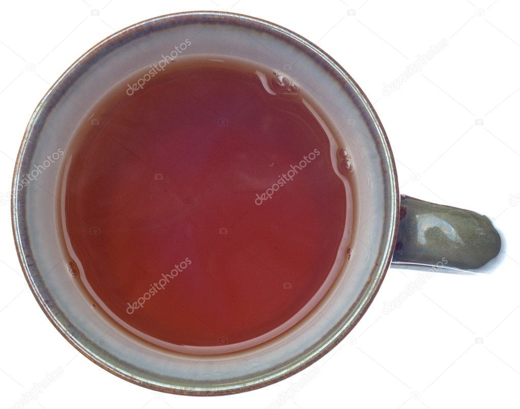 Mug of Jasmine Tea from China Hot and Drinkable. — Stock Photo #4266968