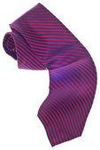 Masculino corbata con rayas — Foto de Stock