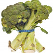 Healthy Broccoli Stalks - Foto Stock