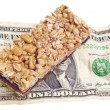 Cost of Snack Food — Stock Photo