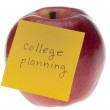 Stock Photo: College Planning
