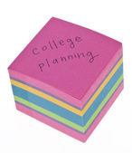 College Planning — Stock Photo