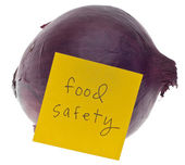 Food Safety — Stock Photo