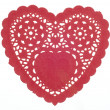 Stock Photo: Decorative Red Heart
