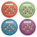Vibrant Colored Calculators — Stock Photo #4732115