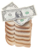 Food Budget — Stock Photo