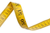 Measuring Tape Diet Health Concept — Stock Photo