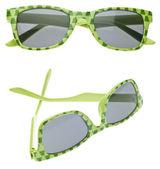 Summer Child Size Sunglasses — Stock Photo