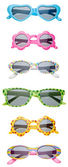 Summer Child Size Sunglasses — Stockfoto