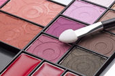 Close Up of Cosmetic Palette — Stock Photo