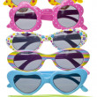 Summer Child Size Sunglasses — Stock Photo #5047557