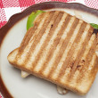Panini Sandwich — Stock Photo