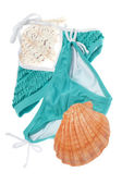 Summer Bikini Concept — Stock Photo