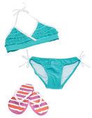 Koncepcja lato bikini — Zdjęcie stockowe