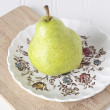 Fresh Green Pear — Stockfoto