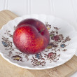 Fresh Nectarine — Foto Stock