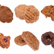 Collection of Cookies — Stock Photo
