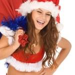 Sexy Santa — Stock Photo #4457899