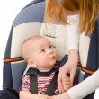 Baby on board — Stock Photo #4496000