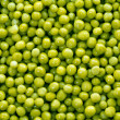 Background of green peas - ストック写真