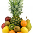 Fresh various fruits — Stock Photo #4549999