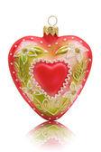Adorno en forma de corazón — Foto de Stock