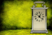 Old antique clock — Stock Photo