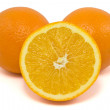 Fresh orange fruits — Stock fotografie