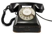 Teléfono antiguo oxidada — Foto de Stock