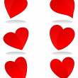 Royalty-Free Stock Vector Image: Heart icon2