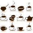 Coffee icon — Stock Vector #5363368