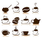 Coffee icon — Stock Vector