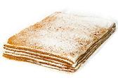 Sponge cake. — Stock Photo
