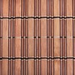 Texture of bamboo mat - Stock Photo