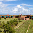 Royalty-Free Stock Photo: Fort Jefferson Parade Ground