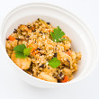 Pilau, macro — Stock Photo