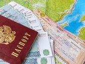 Baikal trip — Stock Photo