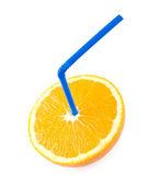 桔子的汁 — 图库照片