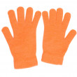 Orange gloves - Stock Photo