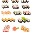 Royalty-Free Stock Photo: Sushi set