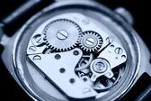 Watch, macro — Stock Photo