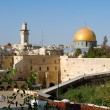 The Temple Mount in Jerusalem - Stock Photo