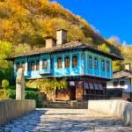 geleneksel Bulgar evi — Stok fotoğraf #4330291
