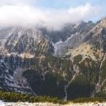 Hiking in the Polish Tatra — Stock Photo #4172815