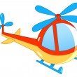 Helicopter — Stock Vector #5305481