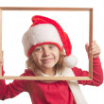 Christmas -Santa Claus — Stock Photo